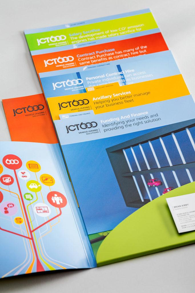 JCT600 Branding- Mint Leeds, collaborative design agency in leeds