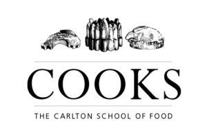 Cooks School of Food logo Mint Leeds