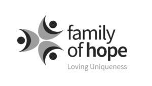 Family of Hope Logo Mint Leeds