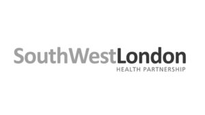 South West London Health Partnership logo