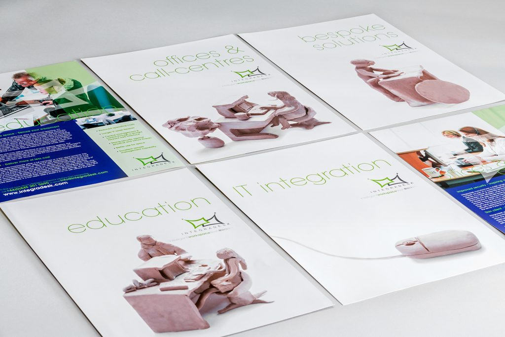 Mint Leeds Corporate Branding Designs