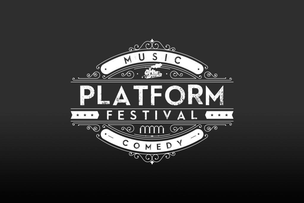 Logo Design by Mint Leeds for Platform Festival