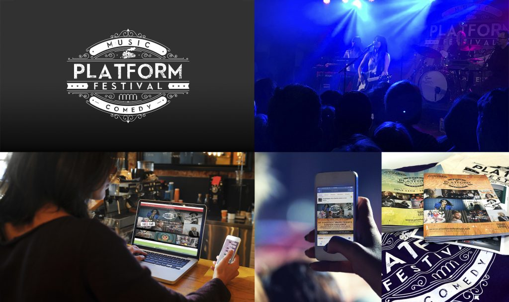 Platform Music & Comedy Festival